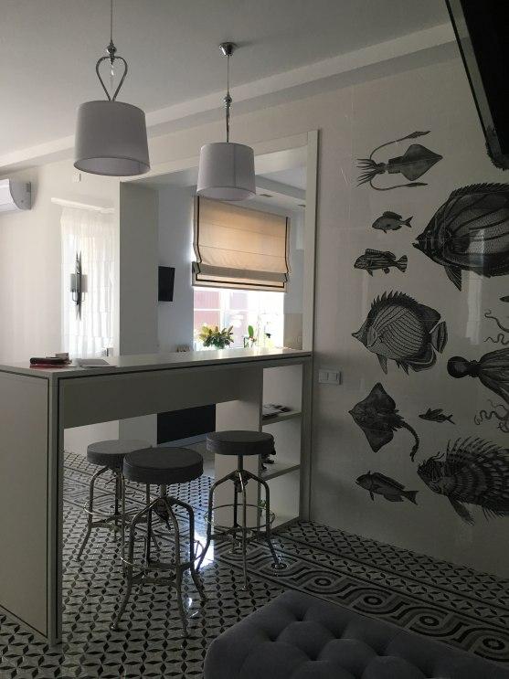 Шторы для кухни/столовой Фото 60
