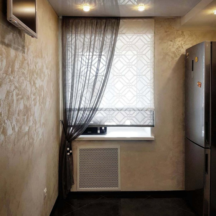 Шторы для кухни/столовой Фото 11