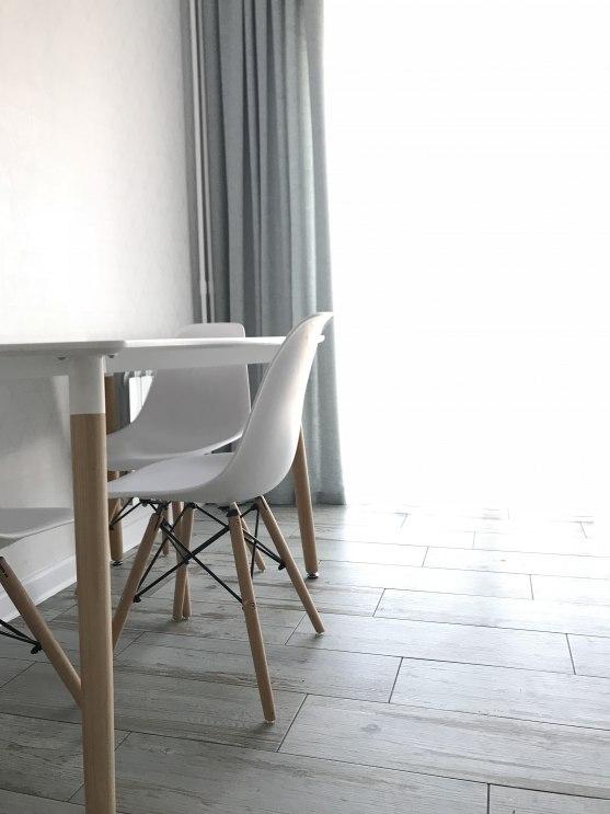 Шторы для кухни/столовой Фото 20