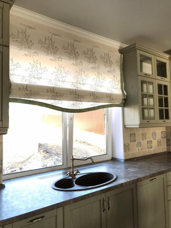 Шторы для кухни/столовой Фото 22