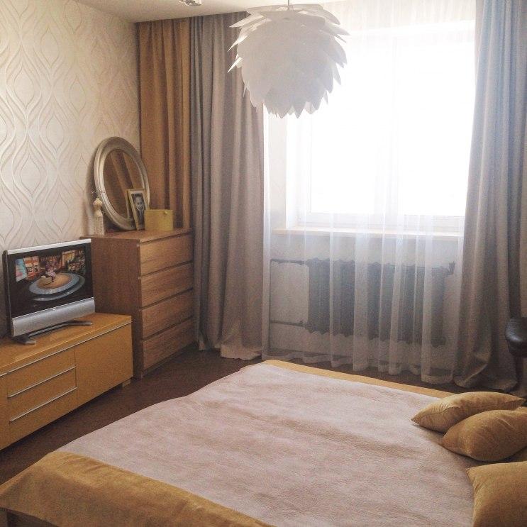 Шторы в спальню Фото 16